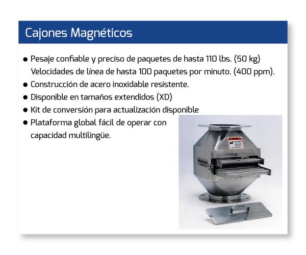 Cajones Magneticos