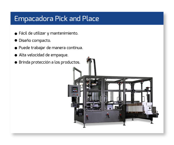 Empacadora-Pick-and-Place