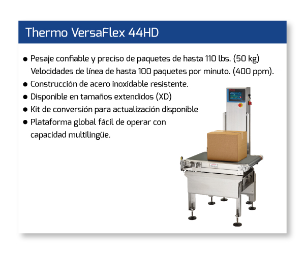 Thermo VersaFlex 44HD