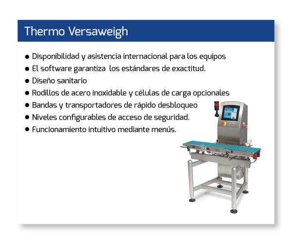 Thermo-VersaWeigh