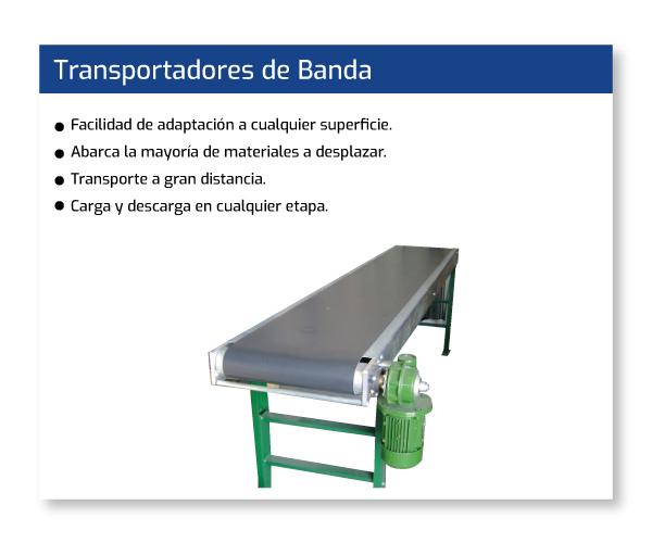 Transportadores-Banda