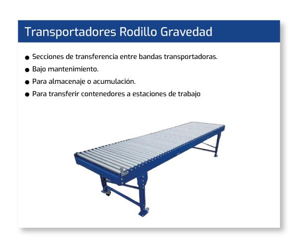 Transportadores-Rodillo-Gravedad