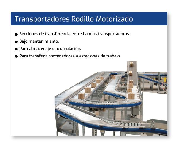 Transportadores-Rodillo-Motorizado