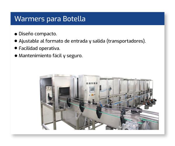 Warmers para Botella