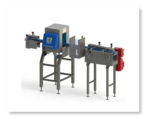 Detector de Metales para Botellas